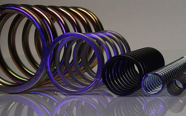 machine design design of coil springs Such springs are called leaf springs basic equations of beam can be used to find stress and deflection in the leaf springs design of machine elements by vb.